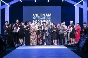 Khai mạc Tuần lễ Thời trang Quốc tế Việt Nam Thu Đông 2018
