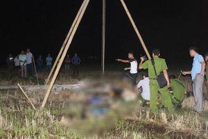 4 người bị điện giật tử vong ở Hà Tĩnh: Có 2 nạn nhân là anh em ruột