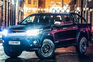 Chiêm ngưỡng phiên bản đặc biệt mừng Toyota Hilux 50 tuổi