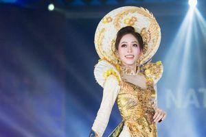 Được bình chọn nhiều nhất trước thềm chung kết, Bùi Phương Nga vẫn chỉ dừng chân ở top 10 Hoa hậu Hòa bình quốc tế
