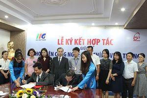 PTIT và IIG Việt Nam 'bắt tay' lập Trung tâm khảo thí tiếng Anh, Tin học quốc tế