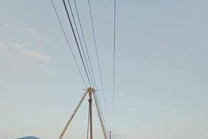 Kéo cáp viễn thông, 4 người bị điện giật tử vong