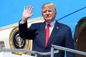 Ông Trump được khuyên dùng điện thoại Trung Quốc