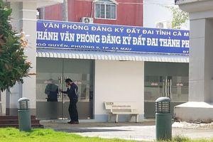 Nhận 3 triệu đồng, cán bộ Sở Tài nguyên Cà Mau bị khởi tố