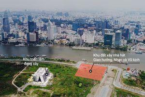 Đoàn ĐBQH TP.HCM: Tiền xây nhà hát 1.500 tỷ để dành từ 2014