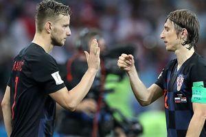 Modric vs Rakitic: 'Trái tim Croatia' quyết định trận El Clasico
