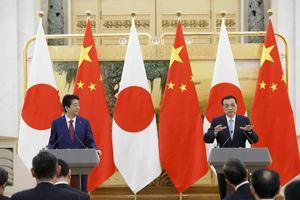 Ông Abe đến Trung Quốc, ký thỏa thuận song phương trị giá 2,6 tỷ USD