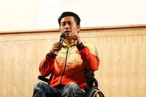 VĐV khuyết tật Nguyễn Thành Trung: 'Tự ti không giúp được gì cho mình'