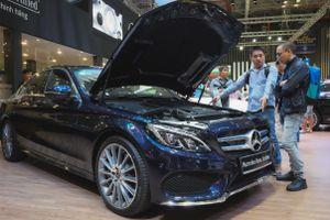 Xe Mercedes 'hàng lướt' như mới giảm giá đến 3 tỷ tại VMS 2018
