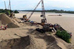 Hà Nội: Chấn chỉnh việc khai thác khoáng sản
