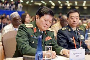 Việt Nam tích cực hợp tác an ninh quốc phòng trong khu vực