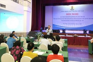 Công đoàn Công thương Việt Nam tổ chức Hội nghị quán triệt Nghị quyết Đại hội XII CĐVN
