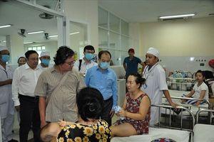 Đồng Nai có 3 trường hợp dương tính với cúm A/H1N1
