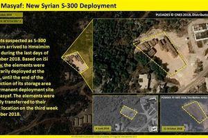 Israel phát hiện giật mình về trận địa phòng không Syria