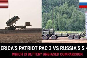 Hệ thống Patriot không có cửa trước S-300