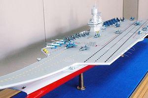 Choáng ngợp siêu tàu sân bay kiêm tàu đổ bộ của Nga