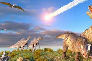 Điều kinh khủng khi thiên thạch khổng lồ đâm Trái đất tiêu diệt khủng long