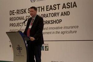 Áp dụng dự báo khí hậu mùa vụ và bảo hiểm tiên tiến đối với nông nghiệp ở Đông Nam Á