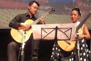 Những giám khảo sáng giá của cuộc thi Guitar quốc tế Alma lần thứ 2