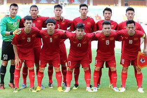 Đội tuyển Việt Nam vẫn đứng đầu khu vực trong tháng 10