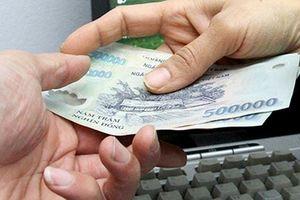 Cán bộ văn phòng đăng ký đất đai bị khởi tố vì nhận 3 triệu đồng 'bôi trơn'