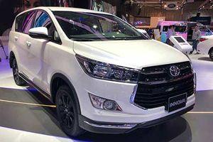 Toyota Innova mới 7 túi khí giá từ 752 triệu tại Việt Nam