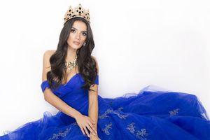 Chân dung nữ đầu bếp đăng quang Hoa hậu Hòa bình Quốc tế