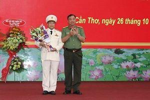 Đại tá Nguyễn Văn Thuận được bổ nhiệm là Giám đốc Công an TP Cần Thơ