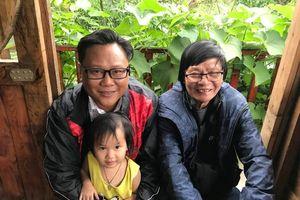 Nhà thơ Phùng Hiệu đăng ký hiến bộ phận cơ thể cho y học