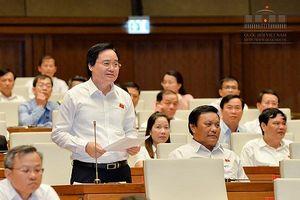 Bộ trưởng Phùng Xuân Nhạ: 'Ngành Giáo dục kiên quyết chống tiêu cực trong thi cử'