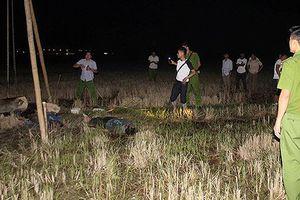 4 người dựng cột viễn thông bị điện giật tử vong ngoài đồng