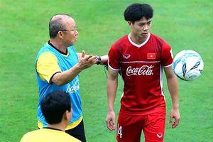 Tuyển Việt Nam thắng trận giao hữu đầu tiên