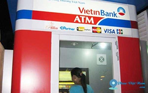 Bắt đối tượng rút trộm tiền của hàng loạt khách hàng Vietinbank