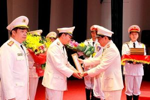 CSGT Hà Nội có tân Trưởng phòng