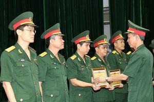 Học viện Kỹ thuật Quân sự tổng kết phong trào Thi đua Quyết thắng