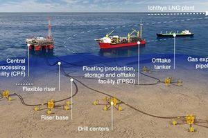 Total bắt đầu xuất khẩu LNG sản xuất trên đất Úc