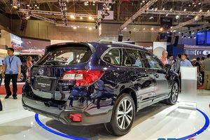 Subaru Outback 2019 chốt giá 1,777 tỷ đồng tại Việt Nam
