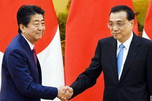 Nhật và Trung Quốc cam kết 'xích lại gần nhau' khi chiến tranh thương mại tồi tệ hơn