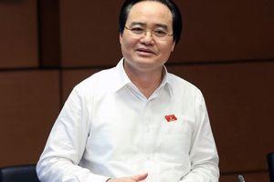 Bộ trưởng Phùng Xuân Nhạ nói gì về việc độc quyền sách giáo khoa?