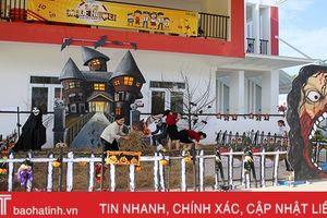 'Ma mị' với mùa lễ hội Halloween độc đáo ở TP Hà Tĩnh
