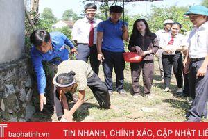 Xây nhà nhân ái cho hộ nghèo xã ven biển Nghi Xuân