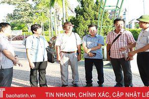 Hà Tĩnh chia sẻ kinh nghiệm xây dựng NTM với tỉnh Đồng Tháp