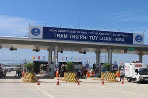 Cao tốc Đà Nẵng - Quảng Ngãi thu phí trở lại từ ngày 27.10