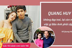 Nghe tin Bảo Anh bị mang tiếng 'con giáp 13' phá nát gia đình Phạm Quỳnh Anh, Hồ Quang Hiếu bất ngờ: 'Quang Huy có gì mà cặp?'