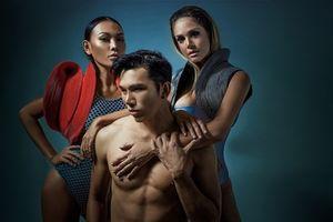Miss Earth Alyz Henrich diện bikini nóng bỏng bên hai mẫu Việt