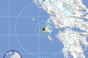 Động đất mạnh 6,8 độ tại Hy Lạp, chưa xác định thương vong