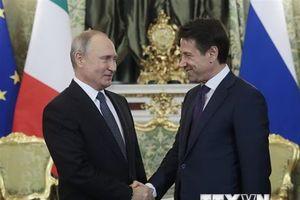 Thủ tướng Italy hài lòng về cuộc gặp thành công với Tổng thống Nga