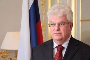 Nga bác bỏ cáo buộc của EU về quân sự hóa vùng biển Azov