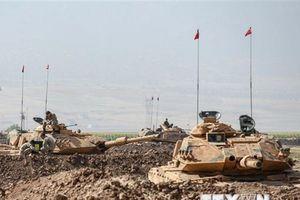 Tổng thống Thổ Nhĩ Kỳ phát 'cảnh báo cuối cùng' trong vấn đề Syria