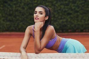 Ngắm nhan sắc nóng bỏng của tân Hoa hậu Hòa bình Quốc tế 2018